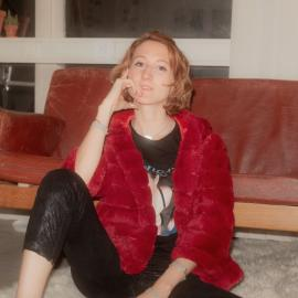 Isabella Fuernkaes Berlin Masters Foundation 2021