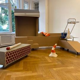 Alice Hauck Amelie Pluempe Werk Work