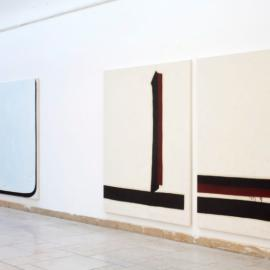 Walker Brengel. Installation view