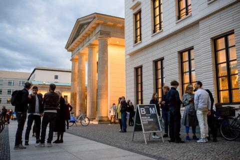 Berlin Masters 2017 - Photo Credit: Hannes Wiedemann